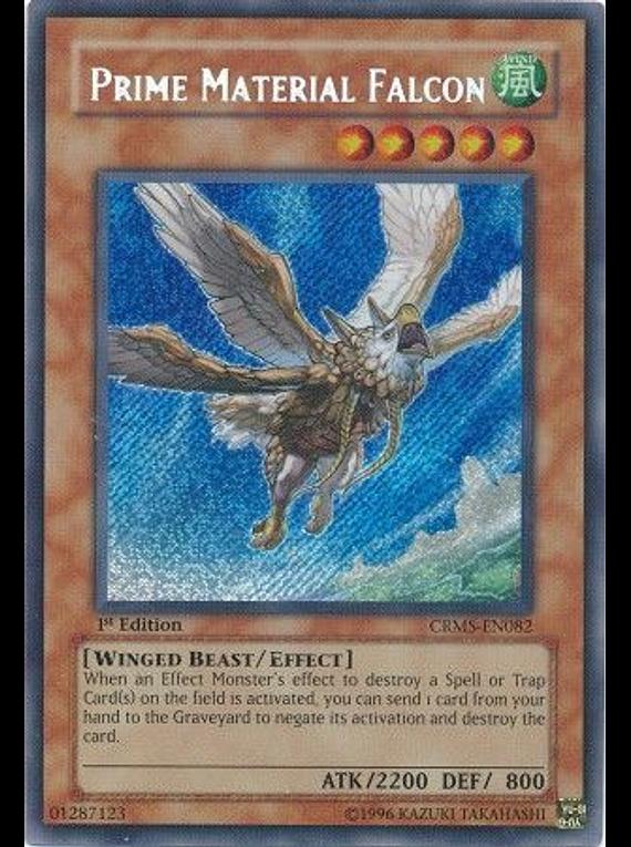Prime Material Falcon - CRMS-EN082 - Secret Rare