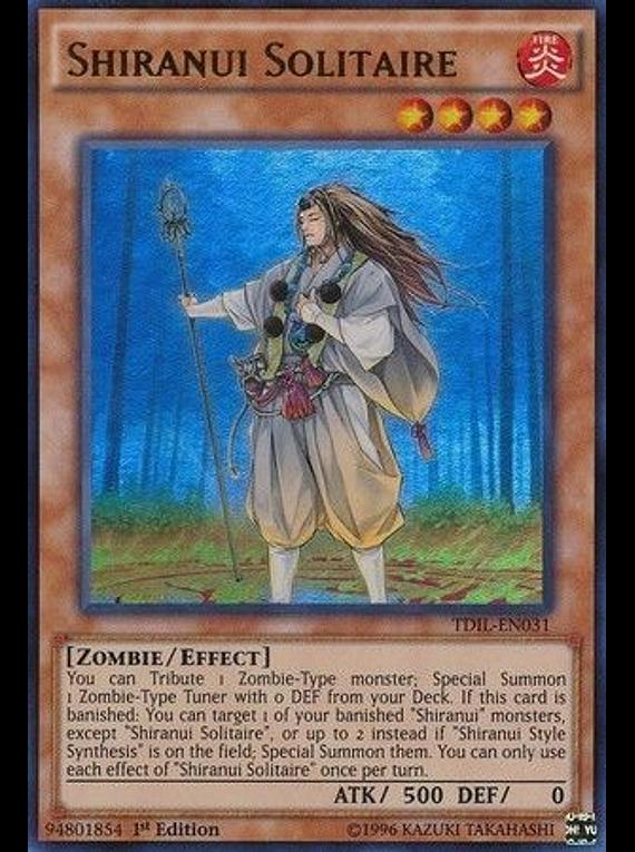 Shiranui Solitaire - TDIL-EN031 - Ultra Rare