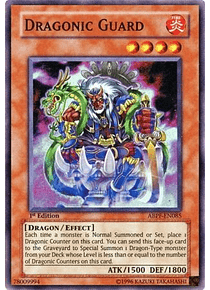 Dragonic Guard - ABPF-EN085 - Super Rare