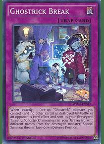 Ghostrick Break - WSUP-EN043 - Super Rare