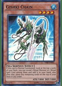 Gishki Chain - THSF-EN041 - Super Rare