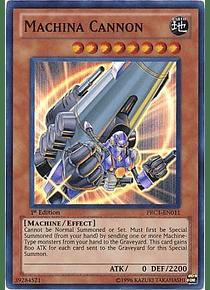 Machina Cannon - PRC1-EN011 - Super Rare