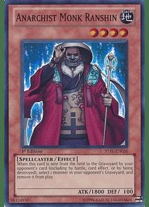 Anarchist Monk Ranshin - STBL-EN036 - Super Rare