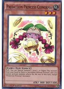 Prediction Princess Coinorma - DRL2-EN030 - Super Rare