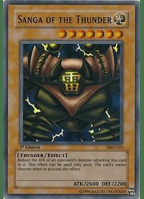 Sanga of the Thunder - MRD-025 - Super Rare