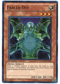 Fabled Dyf - HA03-EN036 - Super Rare