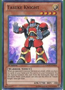 Tasuke Knight - GAOV-EN004 - Super Rare