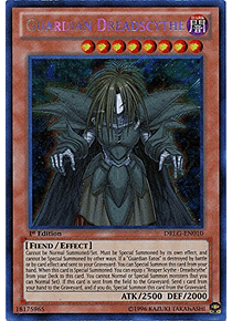 Guardian Dreadscythe - DRLG-EN010 - Secret Rare (español)