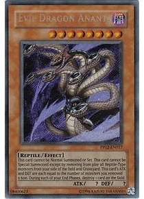 Evil Dragon Ananta - PP02-EN017 - Secret Rare