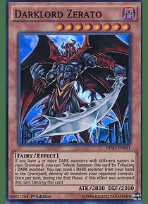 Darklord Zerato - DESO-EN041 - Super Rare