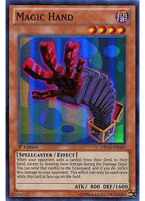 Magic Hand - DRLG-EN045 - Super Rare