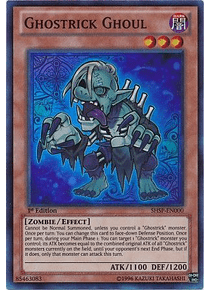 Ghostrick Ghoul - SHSP-EN000 - Super Rare