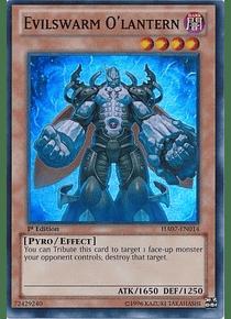 Evilswarm O'Lantern - HA07-EN014 - Super Rare
