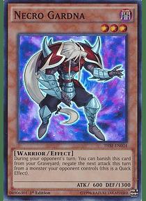 Necro Gardna - THSF-EN034 - Super Rare (aleman)