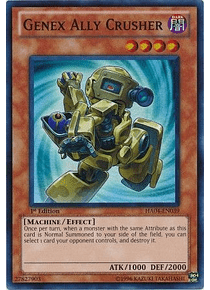 Genex Ally Crusher - HA04-EN039 - Super Rare