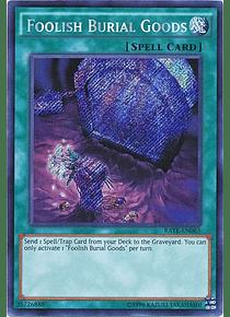 Foolish Burial Goods - RATE-EN065 - Secret Rare