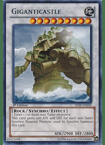 Giganticastle - SHSP-EN058 - Rare