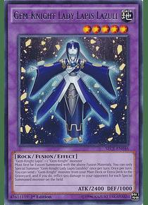 Gem-Knight Lady Lapis Lazuli - SECE-EN046 - Rare