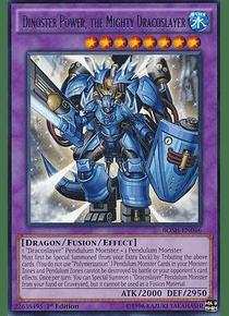 Dinoster Power, the Mighty Dracoslayer - BOSH-EN046 - Rare