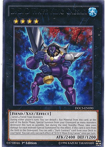 D/D/D Wave King Caesar - DOCS-EN090 - Rare