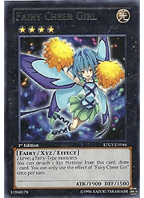 Fairy Cheer Girl - LTGY-EN046 - Rare (español)