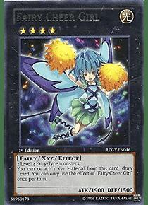 Fairy Cheer Girl - LTGY-EN046 - Rare