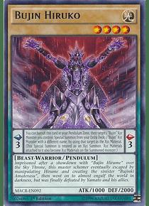 Bujin Hiruko - MACR-EN092 - Rare