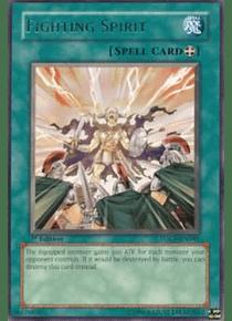 Fighting Spirit - TDGS-EN045 - Rare
