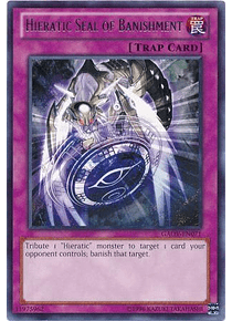 Hieratic Seal of Banishment - GAOV-EN071 - Rare