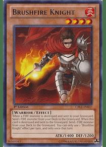 Brushfire Knight - CBLZ-EN037 - Rare