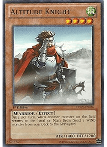 Altitude Knight - LTGY-EN036 - Rare