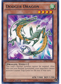 Dodger Dragon - BP03-EN085 - Rare