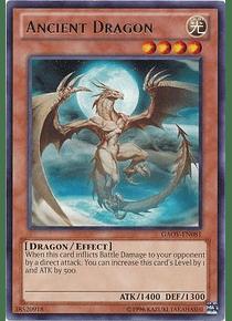 Ancient Dragon - GAOV-EN081 - Rare