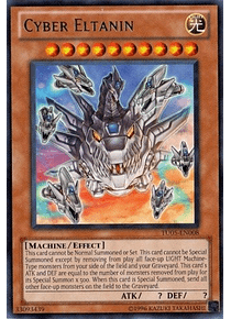 Cyber Eltanin - TU05-EN008 - Rare (español)