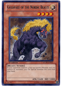 Guldfaxe of the Nordic Beasts - STOR-EN011 - Rare