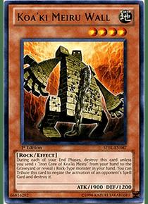 Koa'ki Meiru Wall - STBL-EN087 - Rare