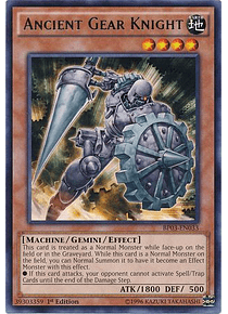 Ancient Gear Knight - BP03-EN033 - Rare