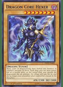 Dragon Core Hexer - INOV-EN001 - Rare