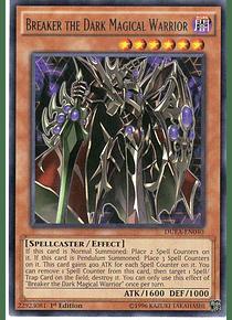 Breaker the Dark Magical Warrior - DUEA-EN040 - Rare