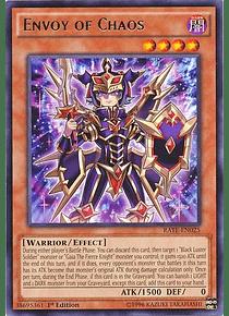 Envoy of Chaos - RATE-EN025 - Rare