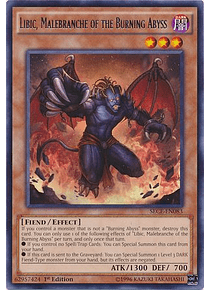 Libic, Malebranche of the Burning Abyss - SECE-EN083 - Rare