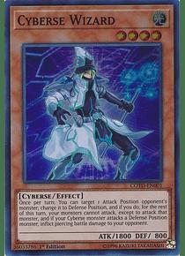 Cyberse Wizard - COTD-EN001 - Super Rare