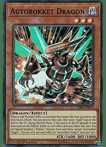 Autorokket Dragon - CIBR-EN010 - Super Rare