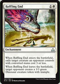 Baffling End - RIX