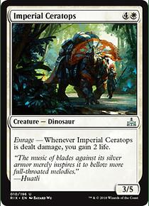 Imperial Ceratops - RIX