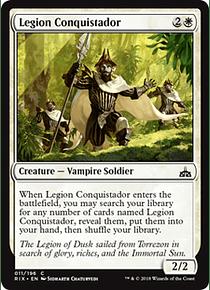 Legion Conquistador - RIX