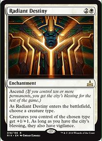 Radiant Destiny - RIX