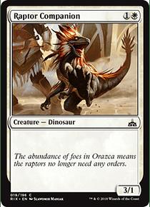 Raptor Companion - RIX