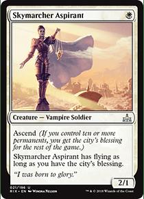 Skymarcher Aspirant - RIX