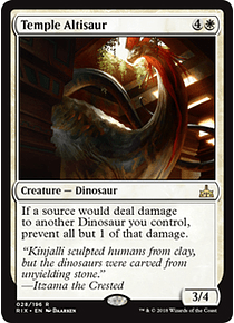 Temple Altisaur - RIX